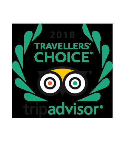 Tripadvisor Award 2018