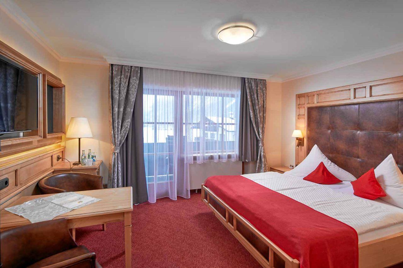 Doppelzimmer Grünstein Beschreibung 2018 - Hotel Zechmeisterlehen ...