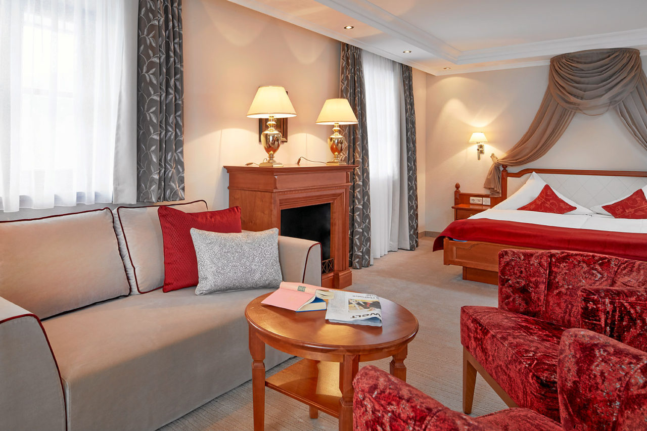 Suite Maria Theresia - Hotel Zechmeisterlehen Berchtesgaden Schönau ...