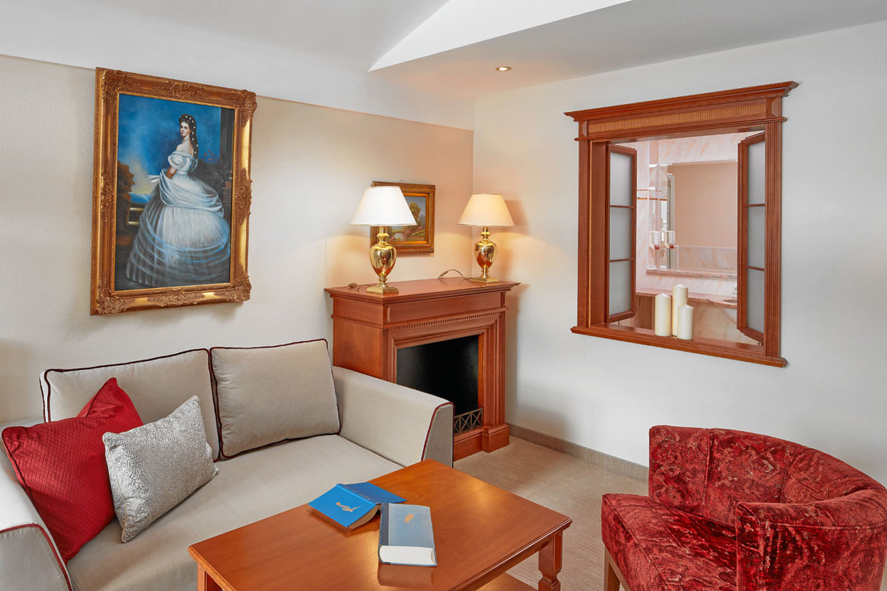 Suite Kaiserin Sissi Pärchen - Hotel Zechmeisterlehen Berchtesgaden ...